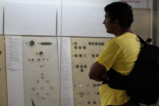 Coin Museum: Fake currency