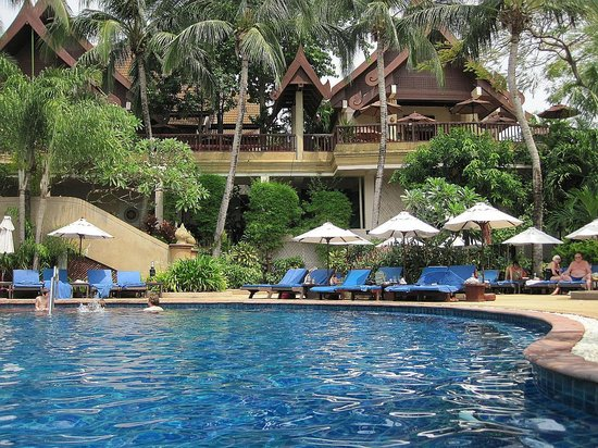 Novotel Phuket Resort: Good pool