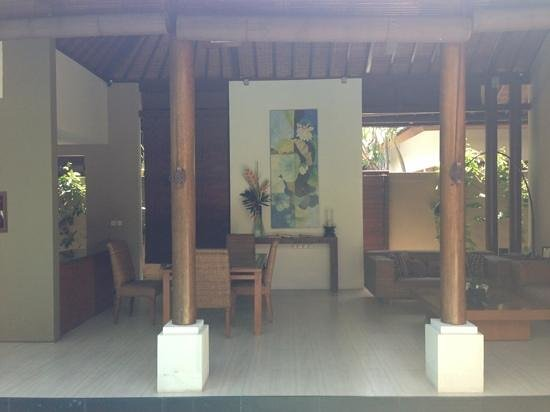 Lakshmi Villas:                                     villa solo indoor outdoor oasis