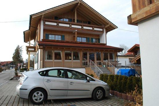 Landhotel Guglhupf: hotel