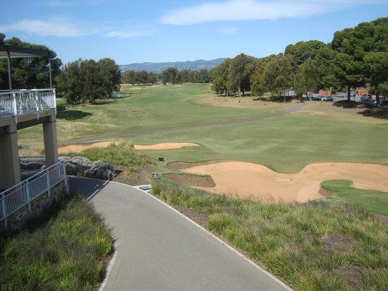 great course review of glenelg golf club novar gardens. Black Bedroom Furniture Sets. Home Design Ideas