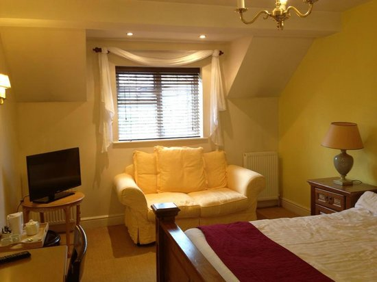 Bignell Park Hotel:                                     Photo of room