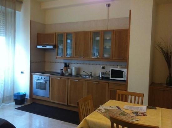 Lux Appartamenti:                   très moderne