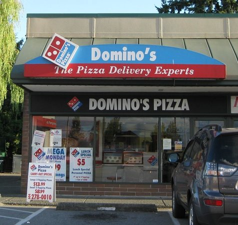 Domino's Pizza Richmond-bild
