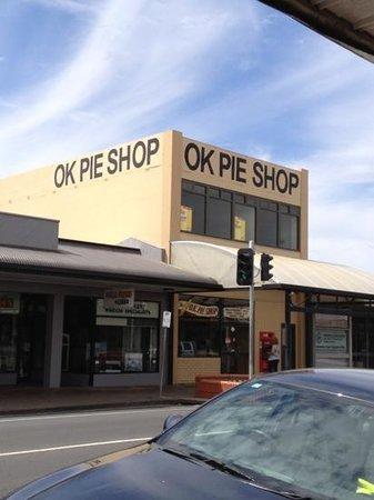 OK Pie Shop