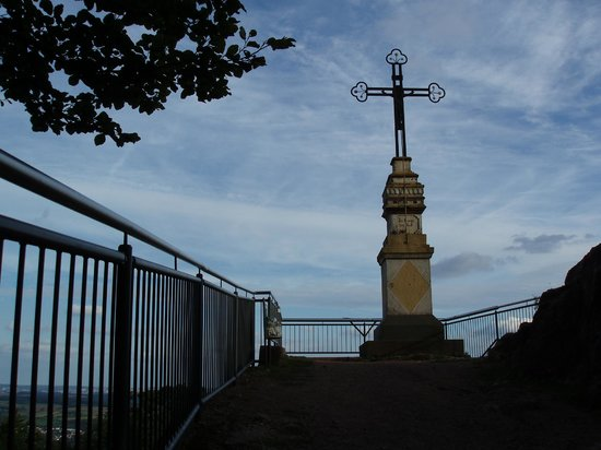 Litermont Gipfeltour:                   Gipfelkreuz