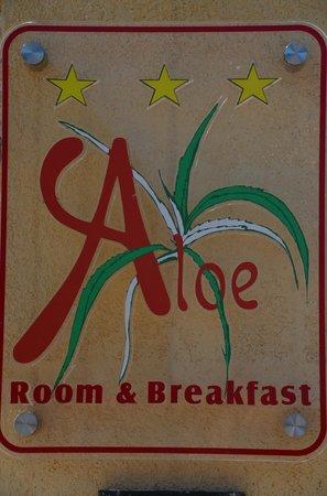 Residence Aloe e Room & Breakfast Aloe:                   Residence Aloe