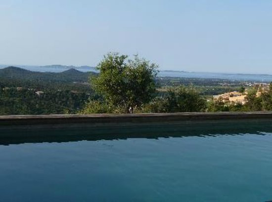 La Viela: View from Pool