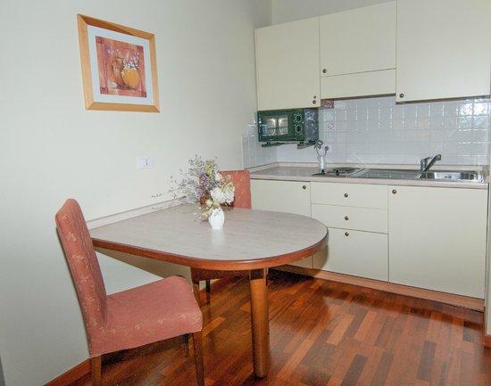 Residence Bertolini: Angolo cottura