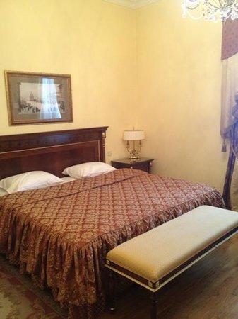Petroff Palace Hotel:                   стандартный номер