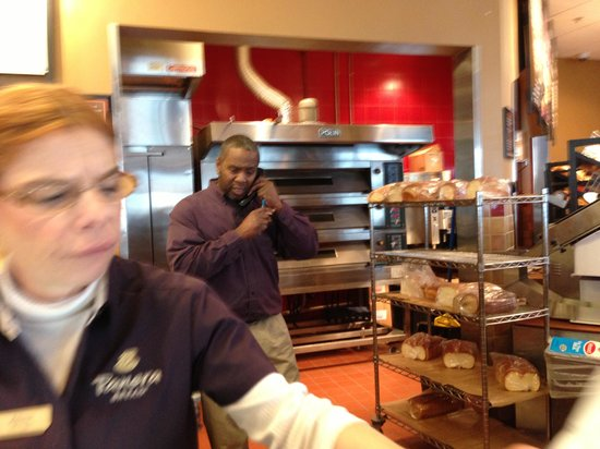 Panera Bread: Rude Panera employees