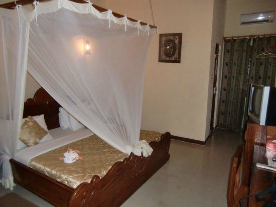 Zanzibar Ocean View : Room