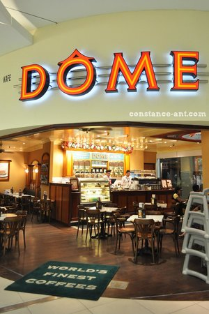 Top O The Dome Cafe