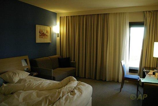 Novotel Lisboa: Chambre