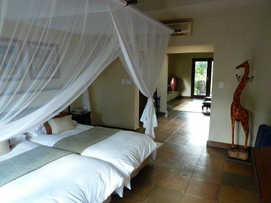 Sabi Sabi Bush Lodge: Zimmer