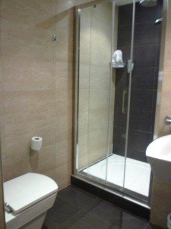 Hotel Spunta di Mare : La salle de bain