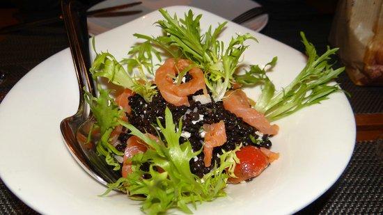 Vezene: Black Beluga lentils