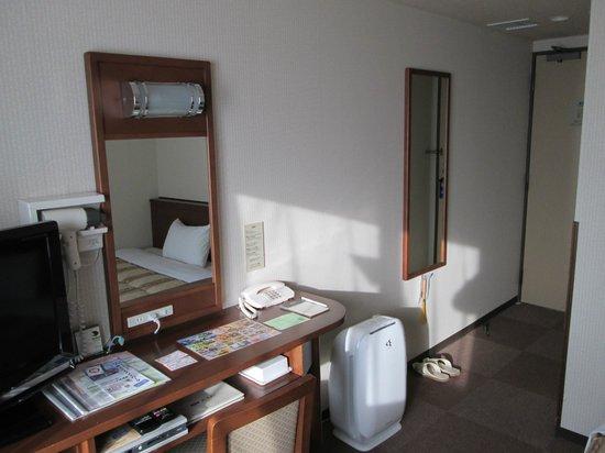 Hotel Route Inn Abashiri Ekimae :                   Room 902