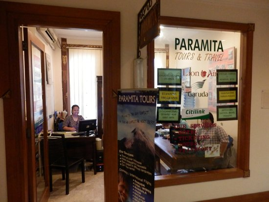 Paramita Tours & Travel - Day Tours