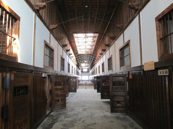 Abashiri Prison Museum :                   監獄