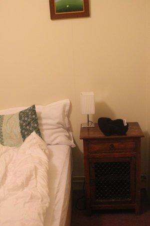 Hotel Hafnarfjall:                   Clean, pleasant and comfortable.                 