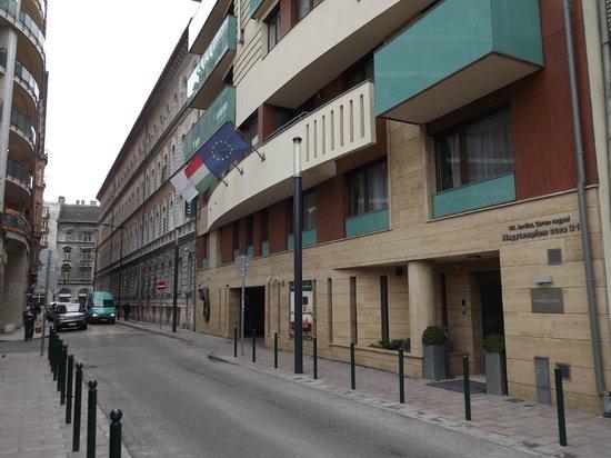 Fraser Residence Budapest:                   Fraser Residence