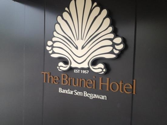 The Brunei Hotel: Brunei Hotel