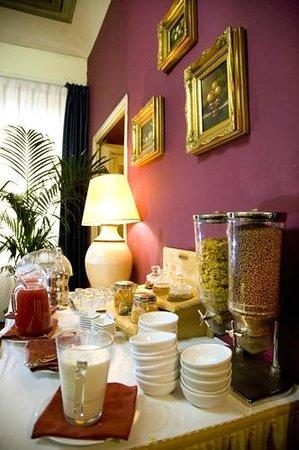 Hotel San Lorenzo: BUFFET BREAKFAST