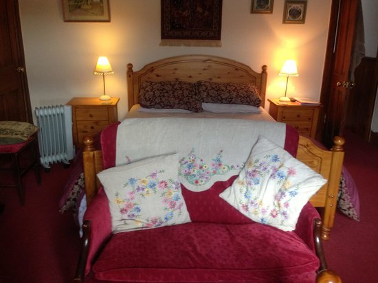 Pathend Bed and Breakfast:                   Our perfect B&B with sea views of Lochcarron