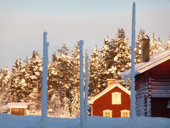 Lapland Guesthouse:                   The guesthouse