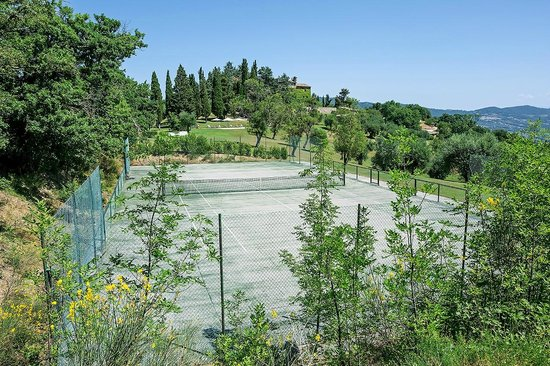 Borgo di Bastia Creti: tennis