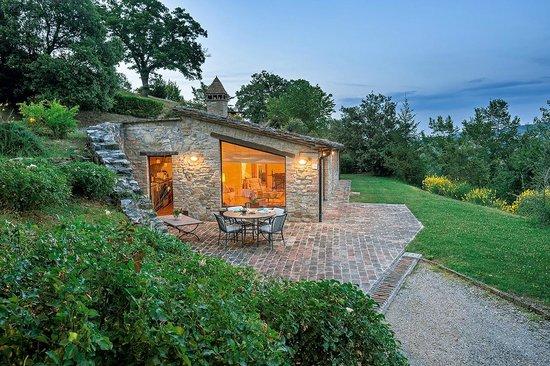 Borgo di Bastia Creti: un casale - a cottage