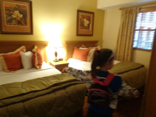 Floridays Resort Orlando:                   Double Bed