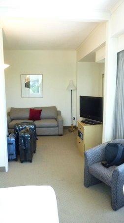 Novotel Rotorua Lakeside: Suite