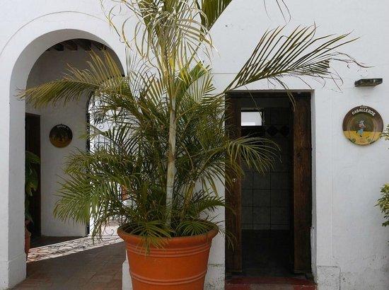 Ceramic Museum (Museo Regional de la Ceramica):                   トイレ