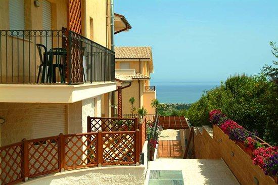 Residence Tortorella Inn Resort : Tortorella Inn Resort