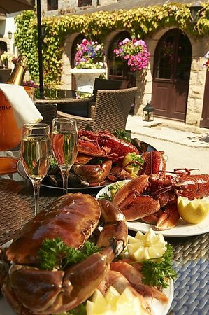 The Falcon Carvery: Our Famous Seafood Platter