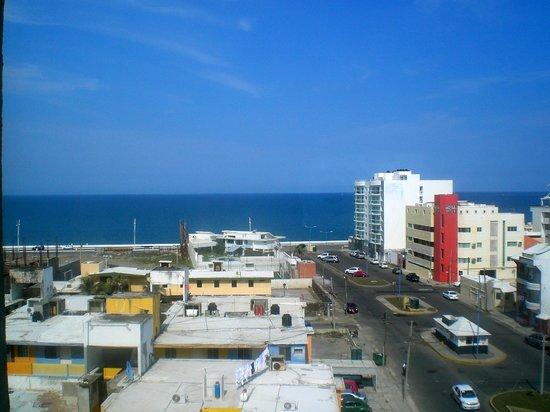 Rivoli Select Hotel: View from room