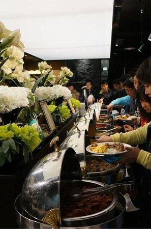 Kensington Resort Gyeongju Bomun:                   모닝뷔페