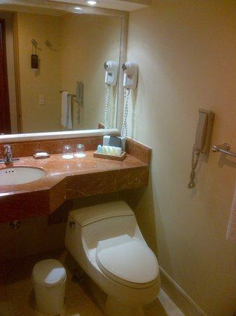 InterContinental Cali - Un Hotel Estelar: Baño