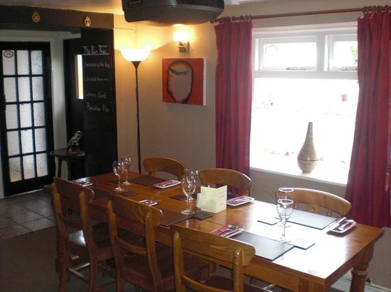 The Pear Tree:                                     RESTAURANT