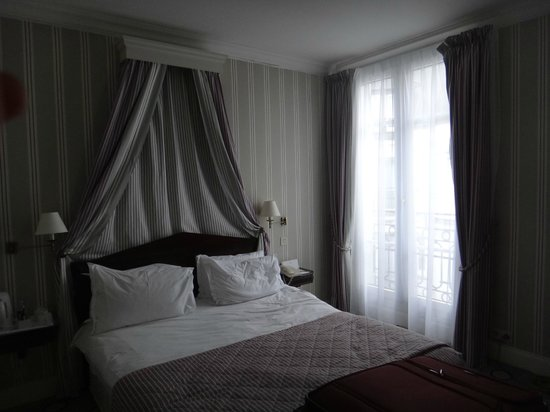 Hotel Astor Saint-Honore :                   Quarto