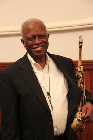 Sound of Charleston: Lonnie Hamilton III, Alto Sax