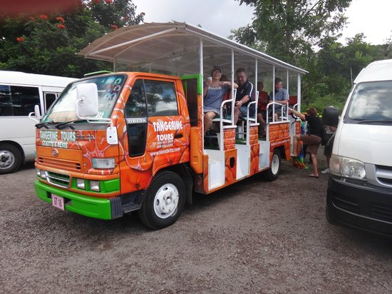 best tour of st kitts review of tangerine tours basseterre st