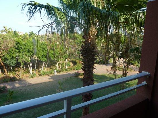 Memories Varadero Beach Resort:                                     Vue de notre balcon