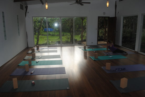Semilla Verde Boutique Hotel: The first dedicated yoga studio in Galapagos