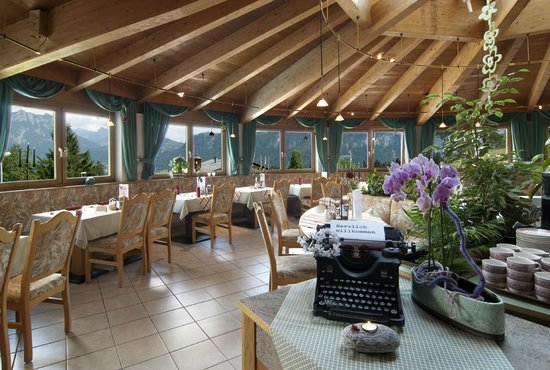 Panorama Hotel Talhof: PanoramaRestaurant