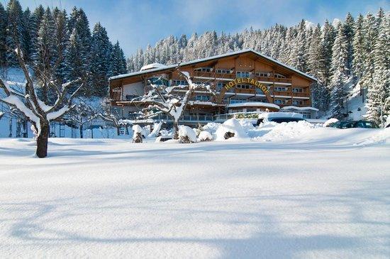Panorama Hotel Talhof: Talhof im Winter