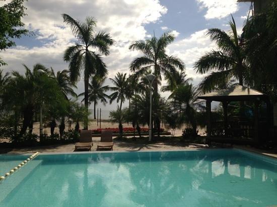 Pool Picture Of Subic Park Hotel Subic Bay Freeport Zone Tripadvisor