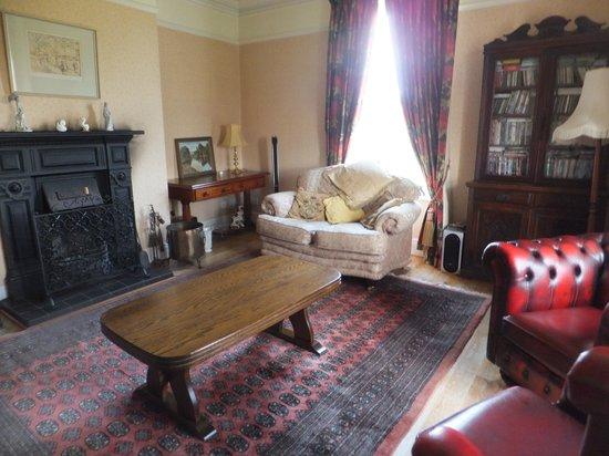 Moss Farm:                   Living Room